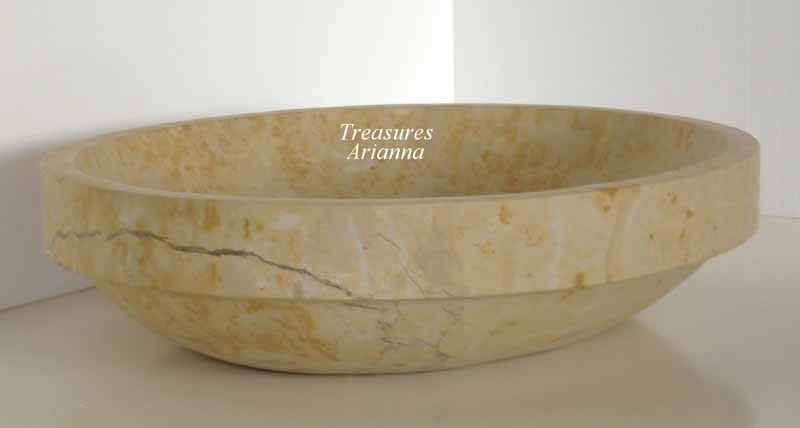 Stone Bathtubs | Marble Bathtubs | Travertine Bathtubs | Custom Stone Tubs - Arianna