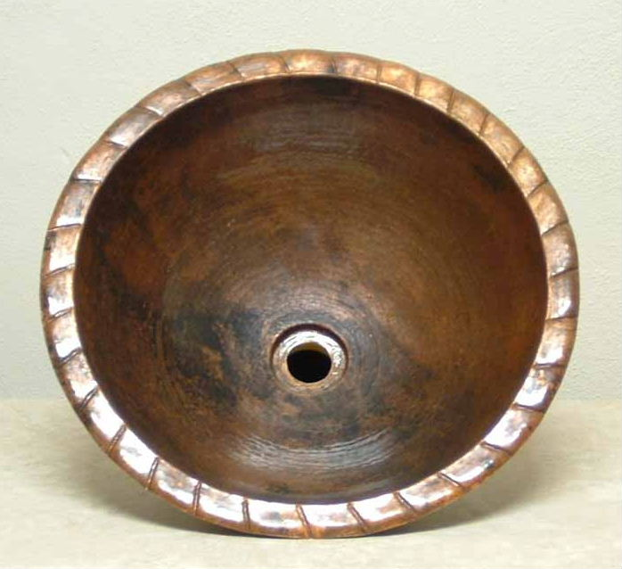 Encanto - Fired Patina Finish Sample