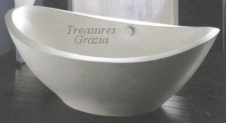 Stone Bathtub | Marble Bath Tub | Travertine Bathtub | Onyx Tub