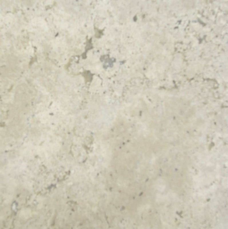 Travertine Floor Tile Color Sample - Rivera Maya